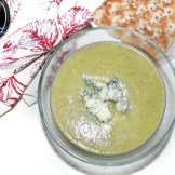 Broccoli and Stilton Soup 2000