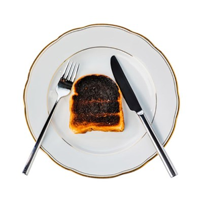 So, Can Burnt Toast Give You Cancer?