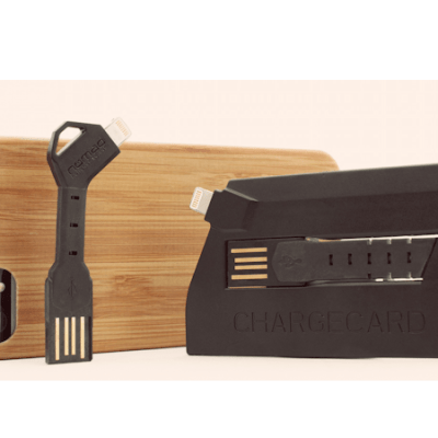 Review: Charge Key and Charge Card