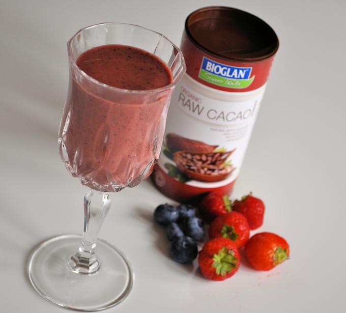 Cacao Berry Blast