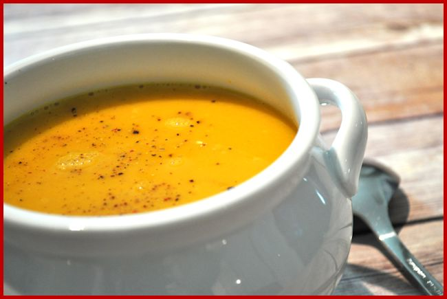 Morphy richards soup maker recipes carrot souffle