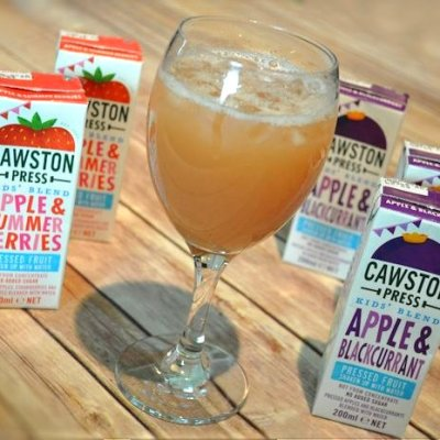 Review:  Cawston Press Apple & Summer Berry + Apple & Blackcurrant