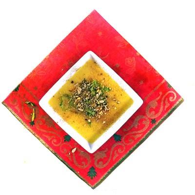 Soup Maker Recipe: Christmassy Leek and Potato Soup