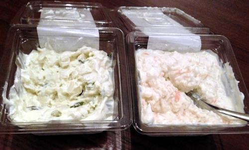 Coleslaw and Potato Salad 3