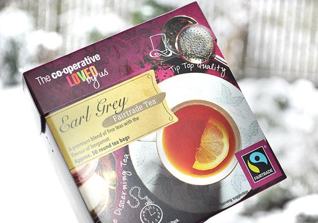 Coop Fair Trade Earl Grey