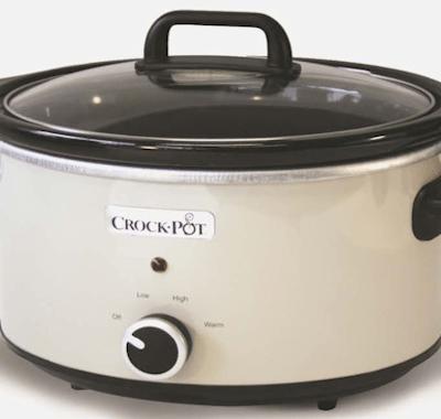 Crock-Pot 3.5 Litre Slow Cooker Review