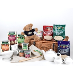 Win a Luxury Hamper worth around £200 from Hamlyn's Oats.  Ends 04 May 2015.