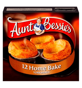 "Aunt Bessie's with ""New"" Added Roastiness for Mother's Day Cooking"