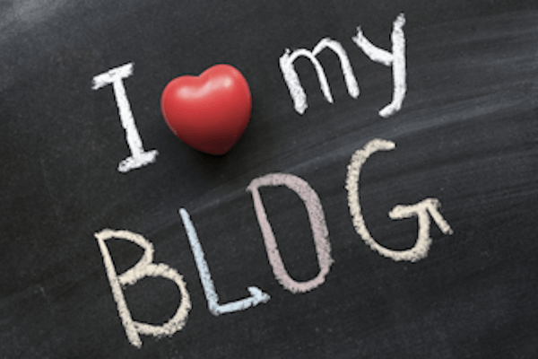 I love my blog 600