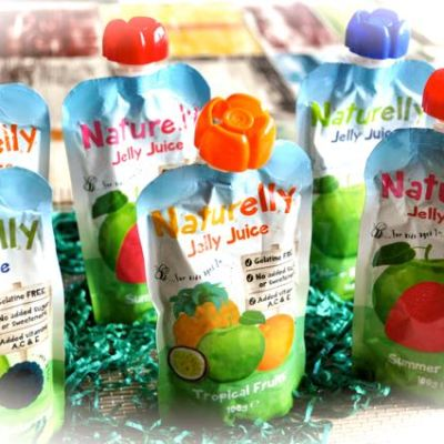 New Naturelly Brilliant:  Jelly Juice (Review)