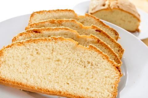 Madeira Sponge Cake Slices