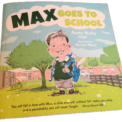Child's Book Review: Max Goes To School