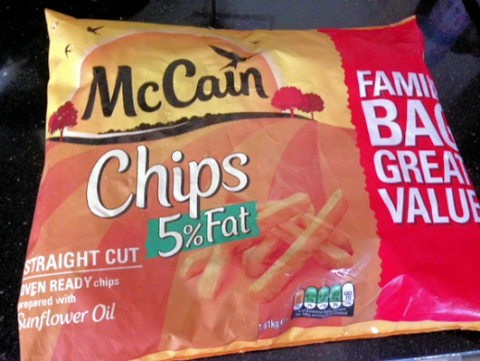 McCain Oven Chips 1