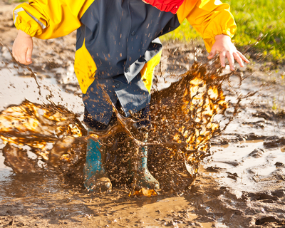 Why Kids Should Get Down and Dirty
