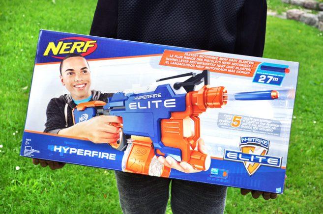 Nerf Hyperfire 2