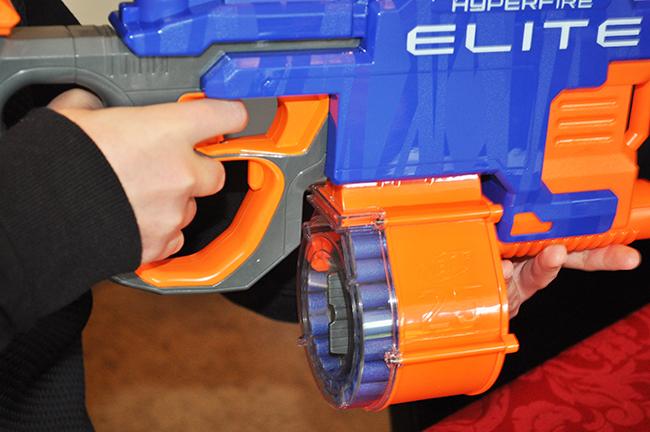 Nerf Hyperfire 7