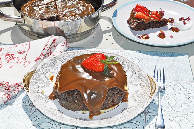Oaty Sticky Toffee Pudding 1 650