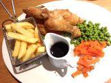 Parkdean Meal 1