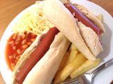 Parkdean Meal Kids Hot Dog