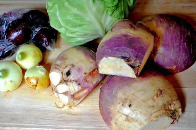 Plot Vegetables 1