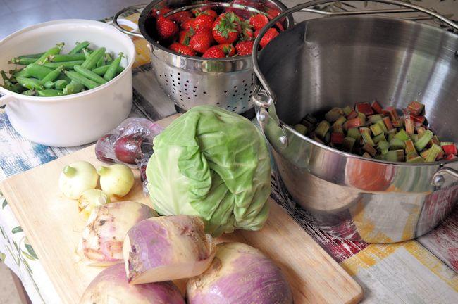 Plot Vegetables 2