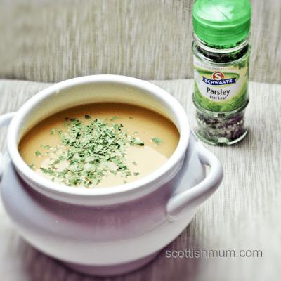 Fast Potato and Leek Vegetable Soup Recipe