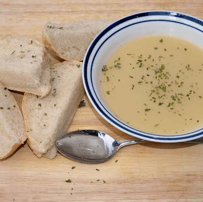 Soup Maker:  Potato and Onion Soup Recipe – 1.6 Litre