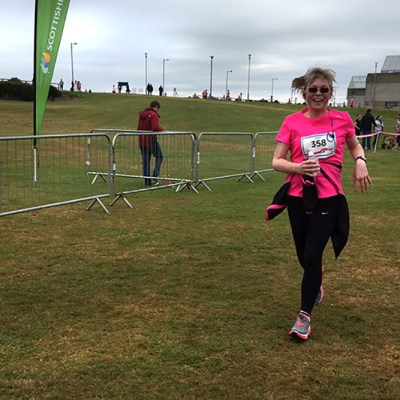 Race for Life 2016 – Aberdeen – 10K – Done
