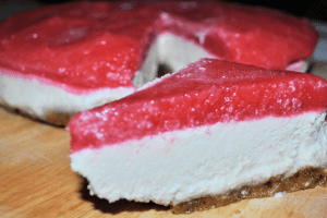 Raw Food Cheesecake Recipe