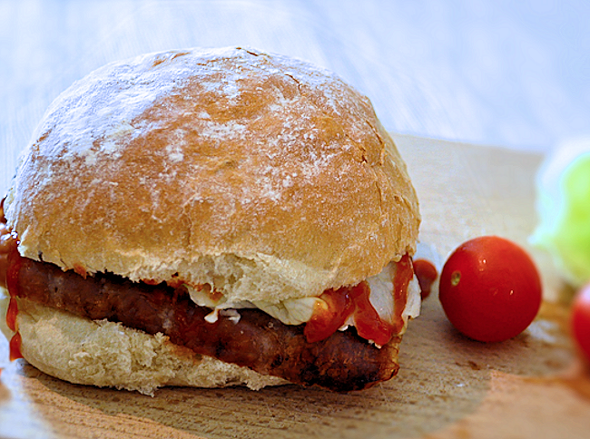 Sausage-Buttie