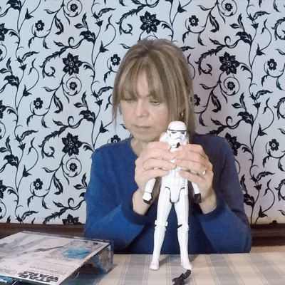 Review:  Star Wars Interactech Rogue One Imperial Stormtrooper