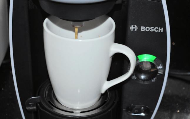 Bosch Tassimo Coffee Maker T Discs : Review: Tassimo Coffee Maker