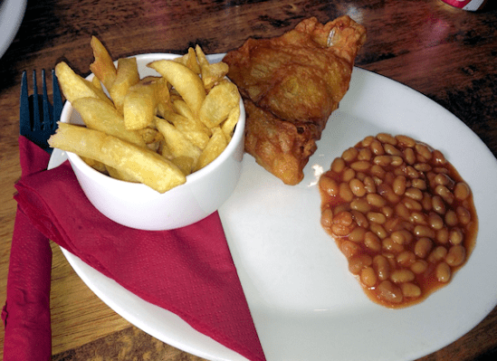 The Seaforth Kids Chicken Fish