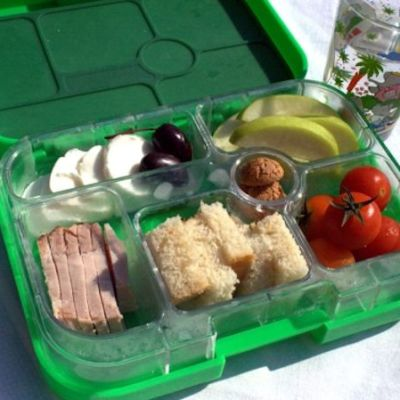 Review:  Yumbox Lunchbox