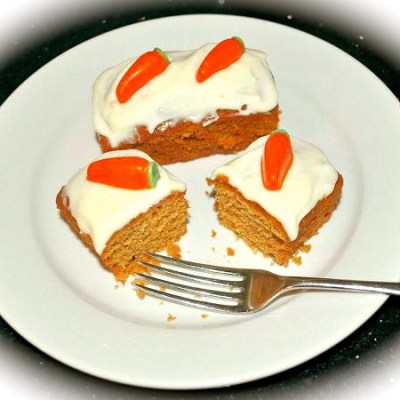 Carrot Cake with Scotty Brand Carrots