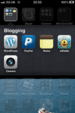My Top 5 iPhone Apps for Blogging.  How to keep up blogging on the move.