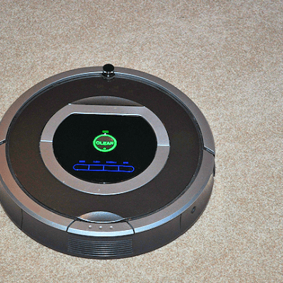 Review: iRobot Roomba 780 (Robot Hoover)
