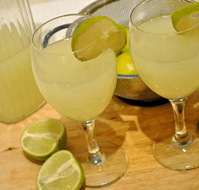 Fresh Limeade Recipe