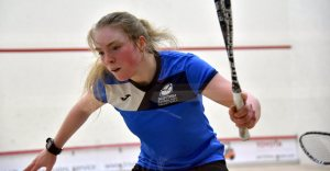 Katriona relishing back-to-back events