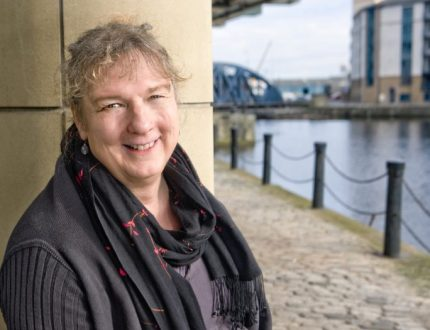Playwright Jo Clifford