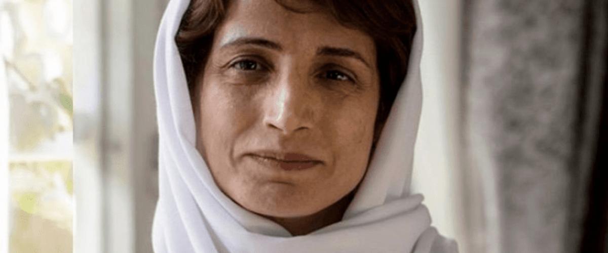 image of Nasrin Sotoudeh