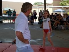 Scott coaching Kailyn
