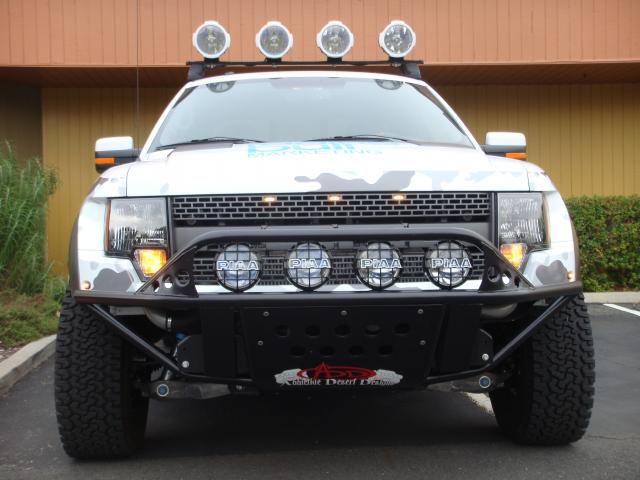 Ford Raptor Mods Scott Jones ace parking