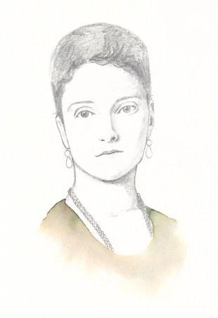 Alexandra Feodorovna. Scott Keenan, 2016 5