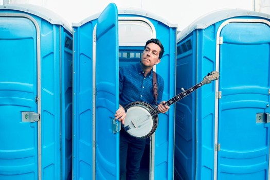 Ed Helms by Robby Klein