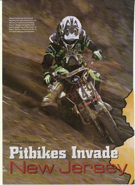 2008 Portfolio of Published Work
