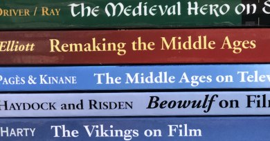 Medievalism on Screen: An Annotated Bibliography