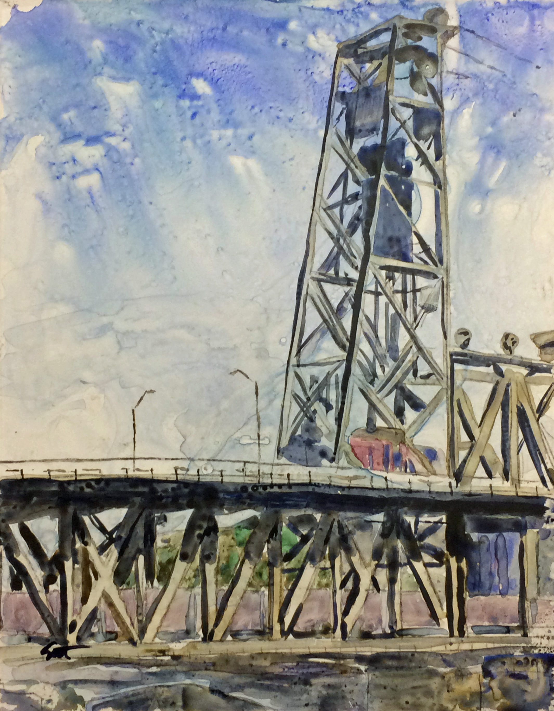 The Steele Bridge