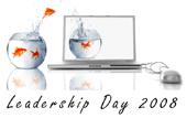 Leadership day logo