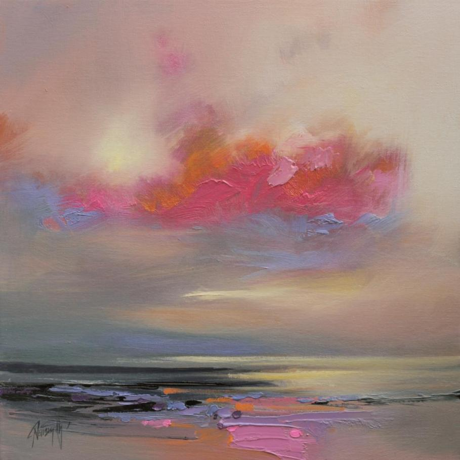 Skyscape Oil Painting